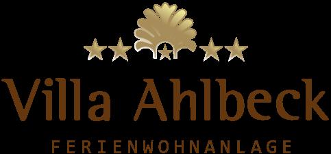 Logo der Villa Ahlbeck